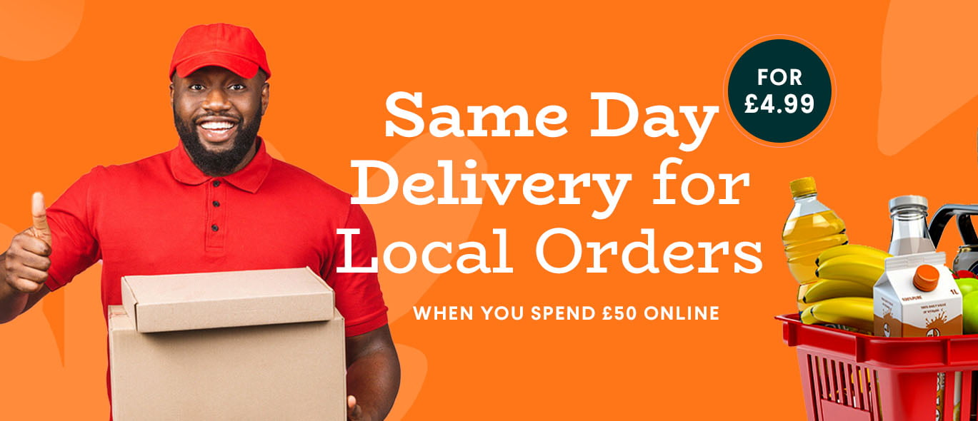Free Local Delivery 2